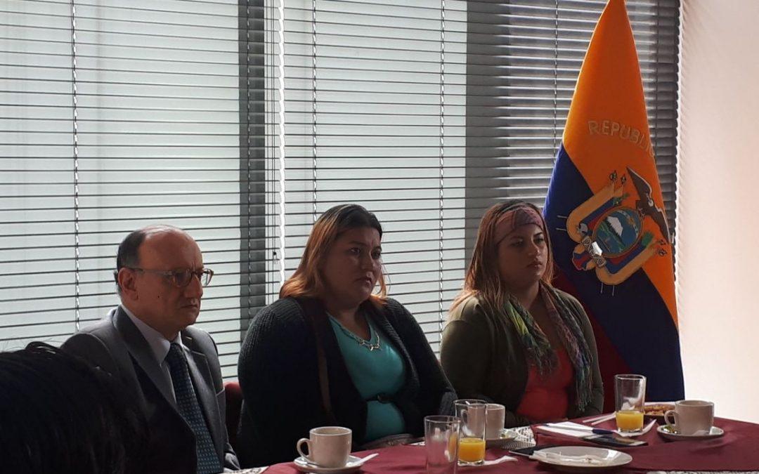 Familiares de secuestrados ecuatorianos solicitan ayuda al gobierno