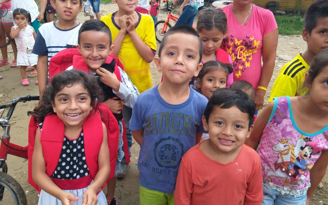 Jornada Humanitaria Ibagué-Tolima 2019-Asentamiento Barrio la Gaviota