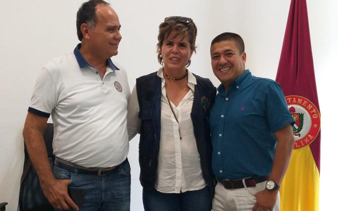 """Iniciamos hoy la Ruta """"Caminos"""" en el Tolima – Municipios de Saldaña,  Espinal y Guamo"""